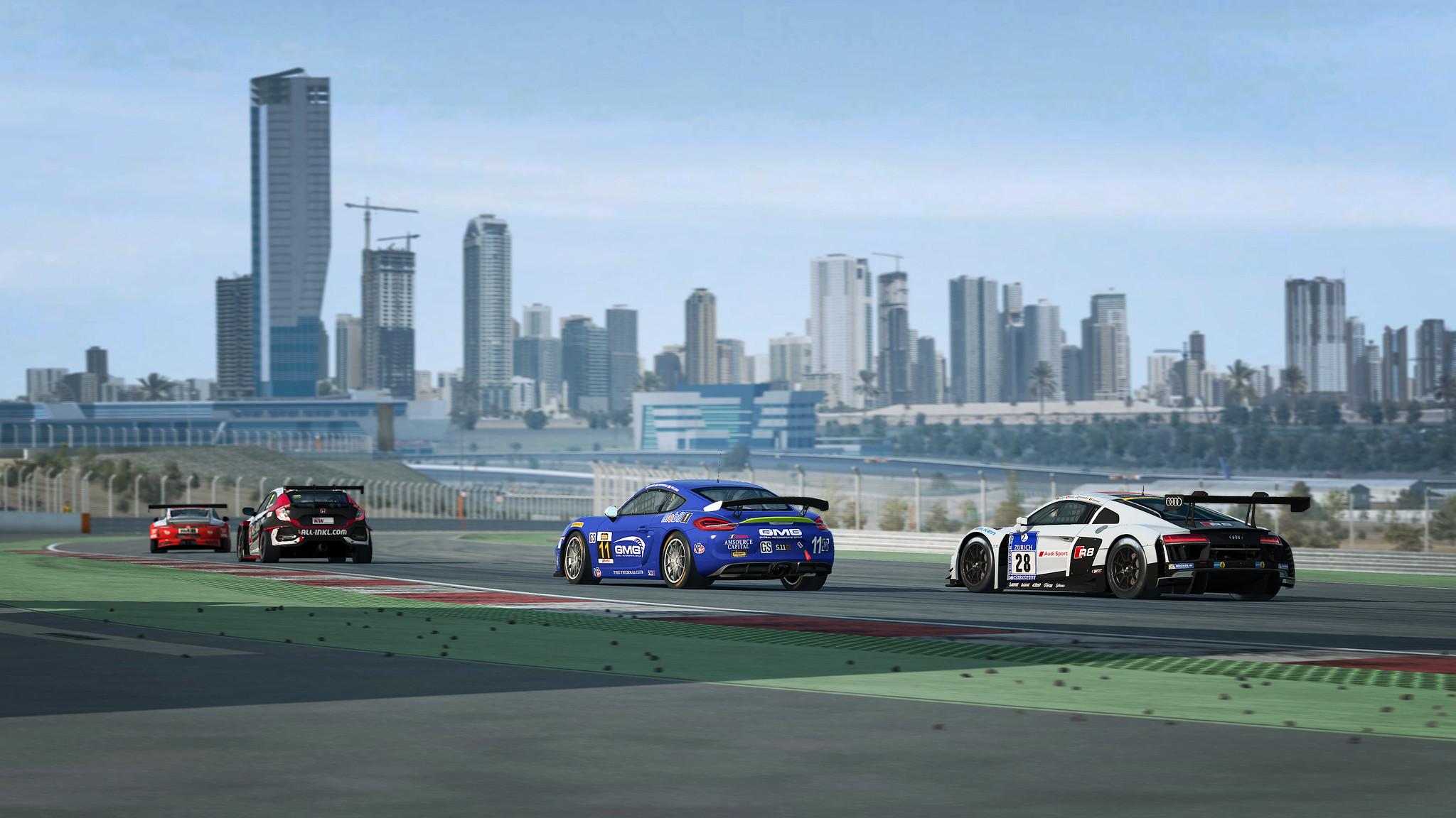 RaceRoom Dubai Autodrome 5