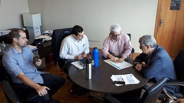 27/09/2019 Audiência Superintendência DNIT Porto Alegre