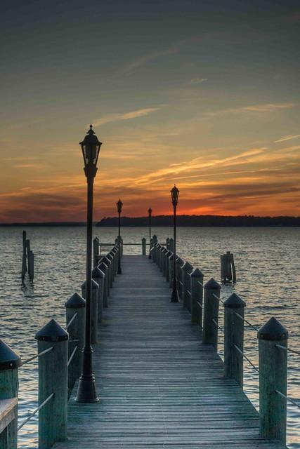 Sunset @ Sandy Cove-07182