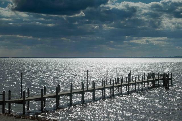Ocean, Sun & Clouds @ Sandy Cove-07120