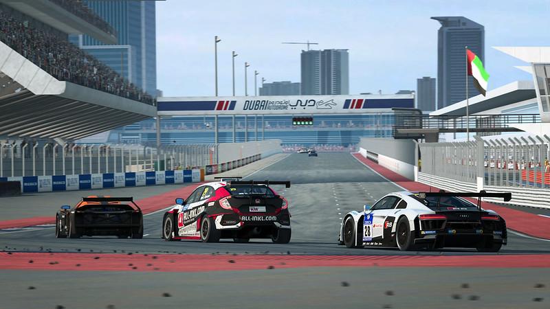 RaceRoom Dubai Autodrome 1