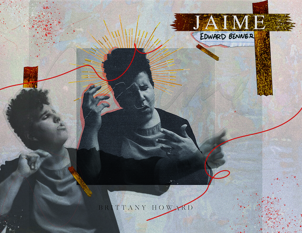 "Album review: ""Jaimie"" presents Brittany Howard at her most powerful, singing for us all"