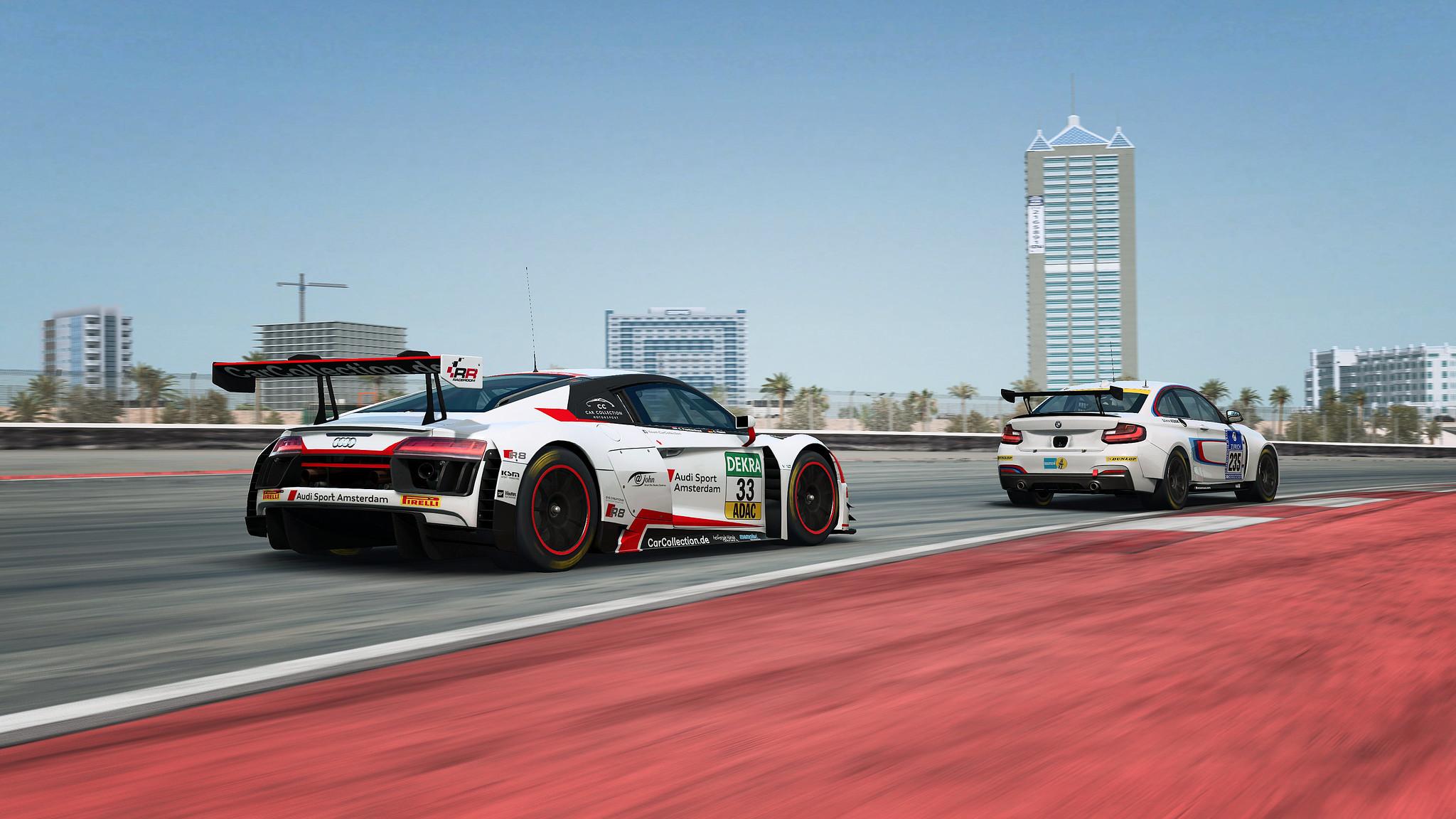 RaceRoom Dubai Autodrome 4