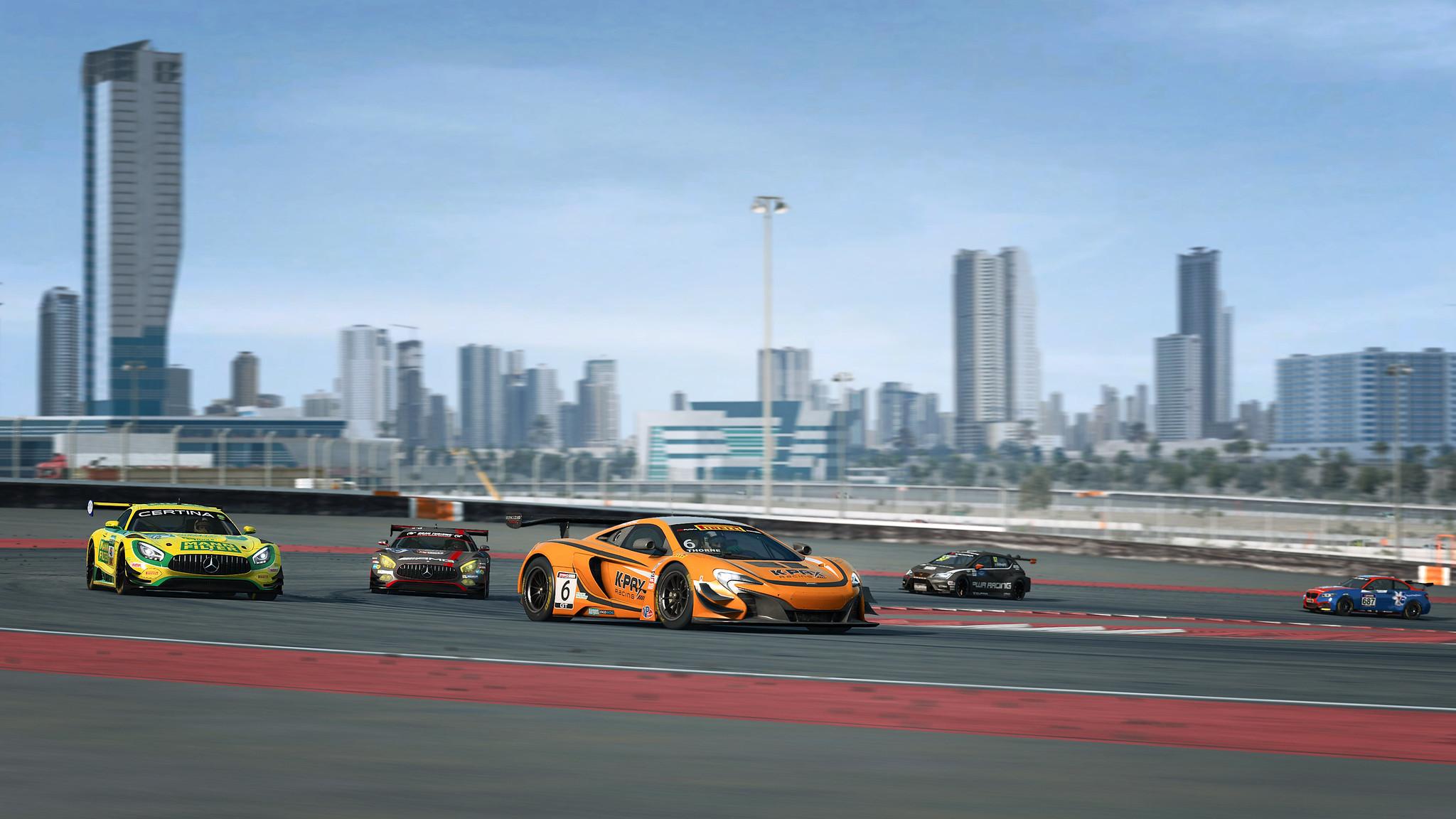 RaceRoom Dubai Autodrome 6