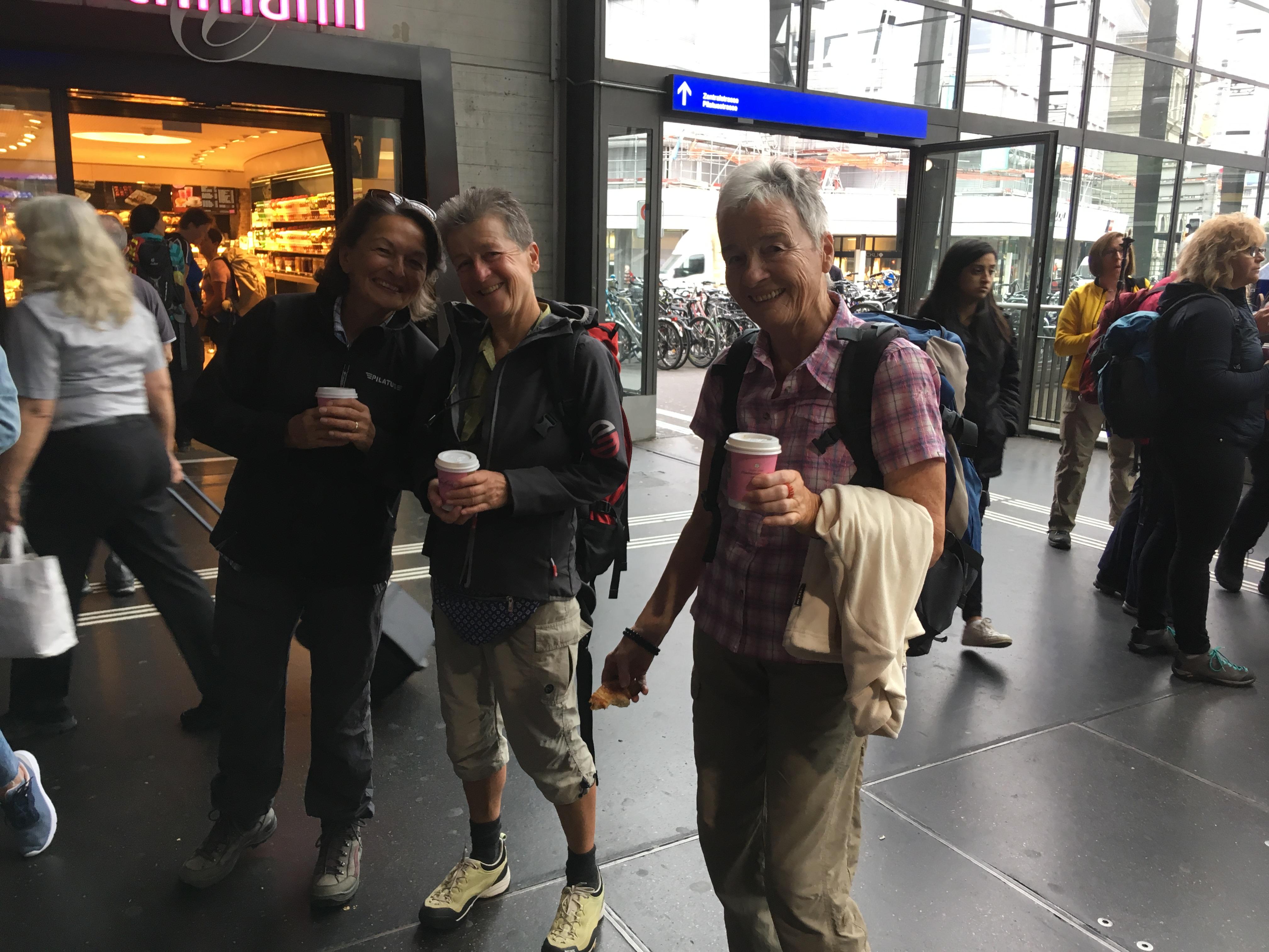 2019 - Sept. 14-15 - Team Allmend - Turnfahrt Obergoms