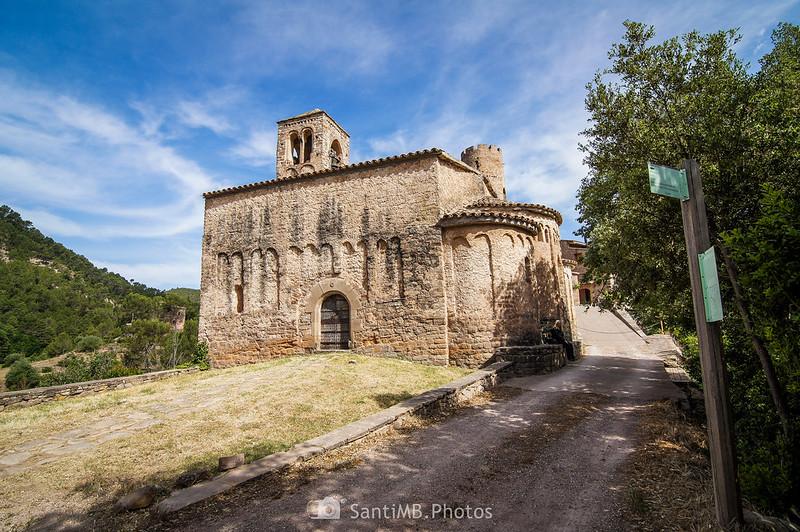 Iglesia de Sant Julià de Coaner