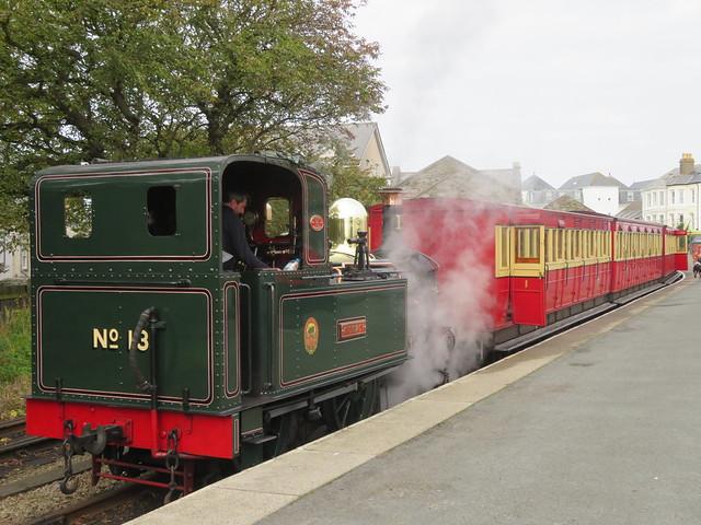 Port Erin Steam