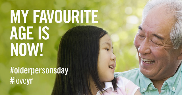 Get inspired this Older Persons Day