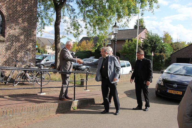 Werkbezoek dekenaat Roermond 27 t/m 29 september 2019