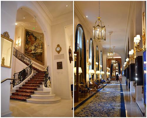 Hôtel Ritz Inside