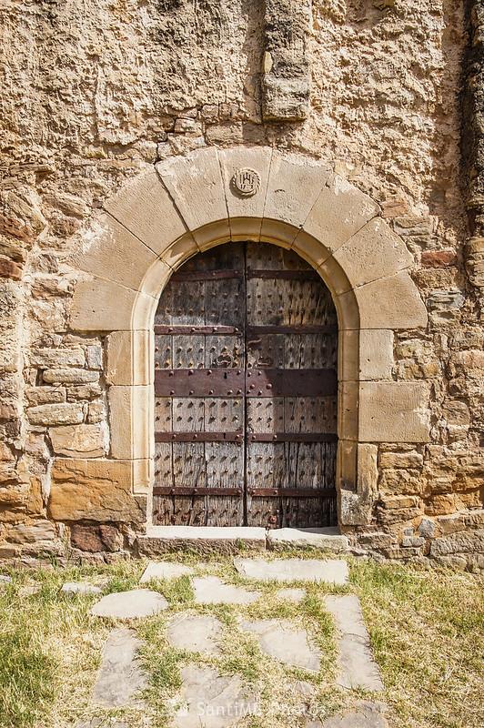 Puerta de Sant Julià de Coaner