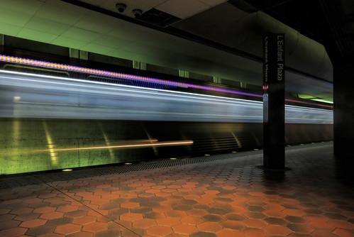 L'Enfant Plaza Metro Station