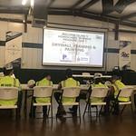 Fall Homeschool Program - Day 1: Drywall & Painting 2019