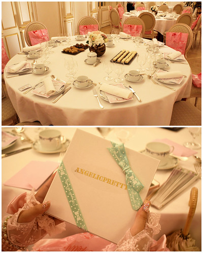 Tea Party Tables