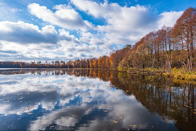 Vvedenskoe Lake