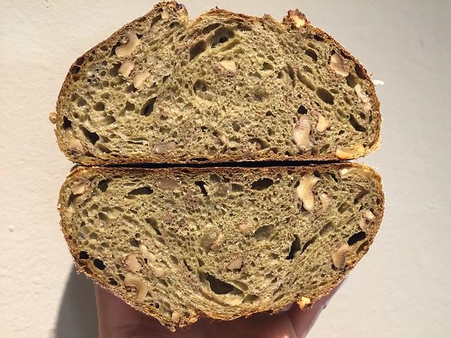 Matcha / Toasted Walnut