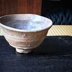 Le parfum de l'encre chaude 01 (Bizen-Kannyu)