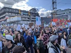 Climate Strike Vancouver