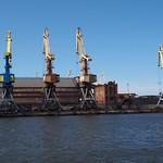 Industriehafen Ventpils