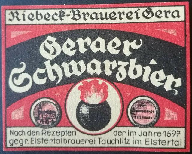 Riebeck-schwarzbier