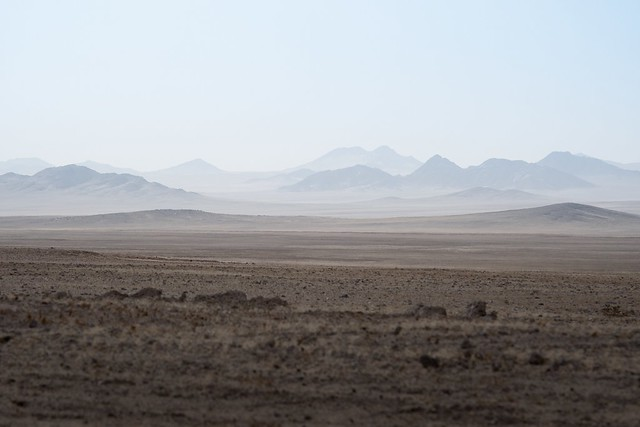Namib-Naukluft Mountains