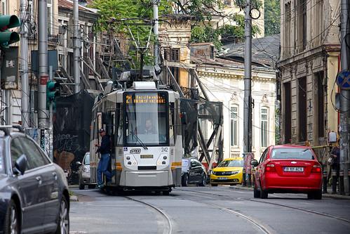 landscape bucurești românia urban city downtown street sector3