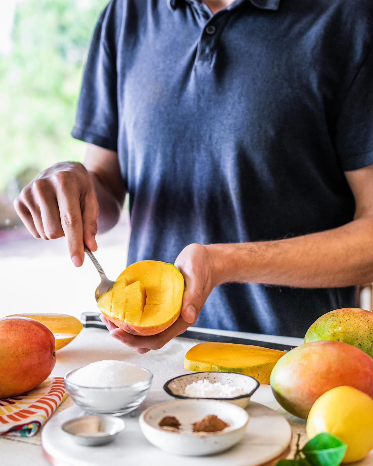 fresh mango all year long
