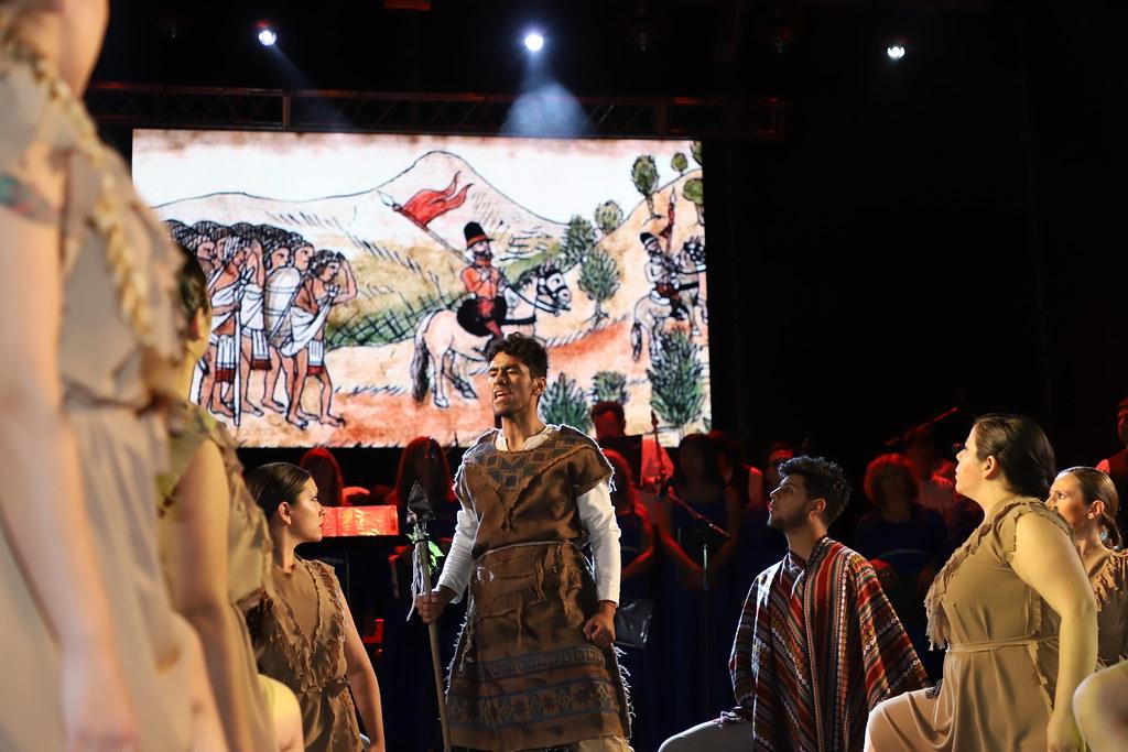 2019-09-27 PRENSA: Acto de Apertura de la 11º Feria Provincial de la Cultura Popular y el Libro