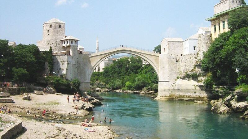 top places to visit in Bosnia and Herzegovina