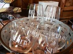 Wine Glasses At Shinn