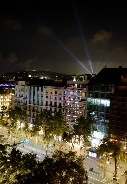 Barcelona By Night