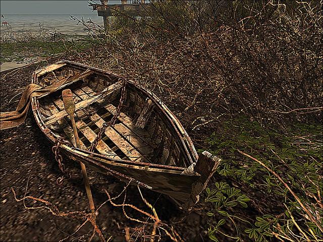 VUK - Rowed Boat