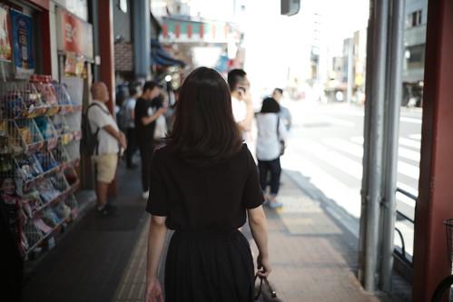 wife in Asakusa