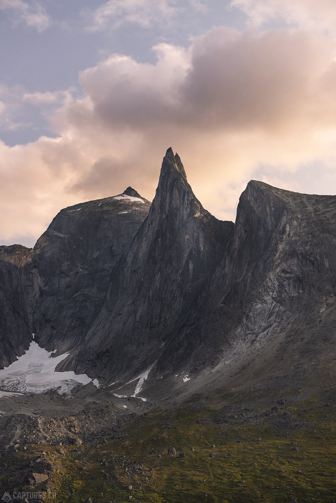 Granit peak in the evening- Tasermiut