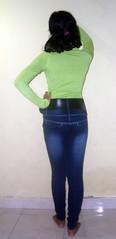 Wide jeans belt SDC13383