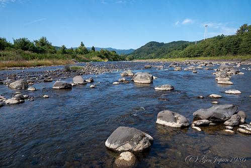2019 岩手県 竜川 雫石町 風景 日本 japan iwate landscape river sonydscrx0m2