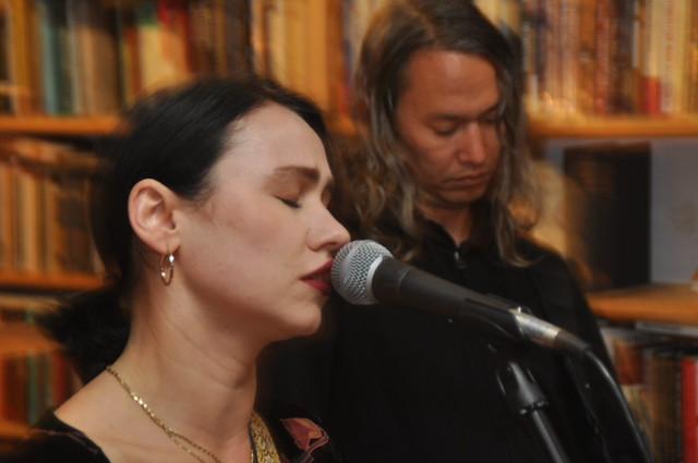 Laura Carbone at Black Squirrel Books
