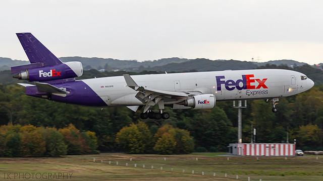 N625FE Federal Express (FedEx) McDonnell Douglas MD-11F