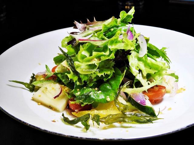 Izy House Salad