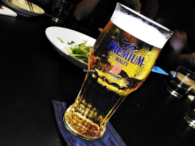 Beer Suntory The Premium Malt's