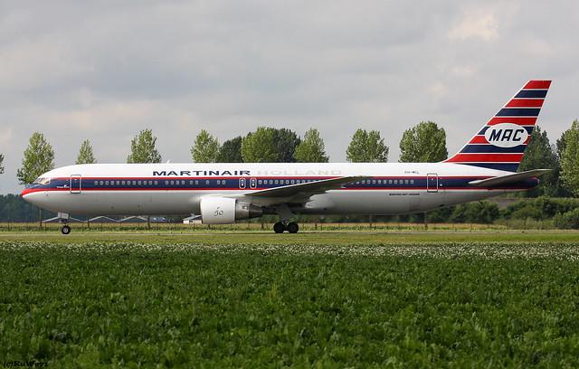 Martinair Holland Boeing 767-31A(ER) PH-MCL