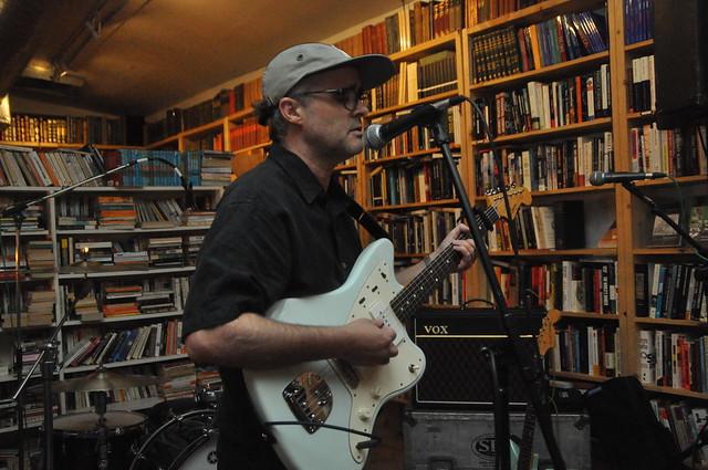 Adam Ferris at Black Squirrel Books