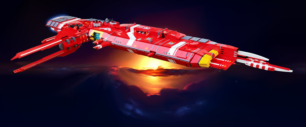 Soban Defense Field Carrier – Aegis