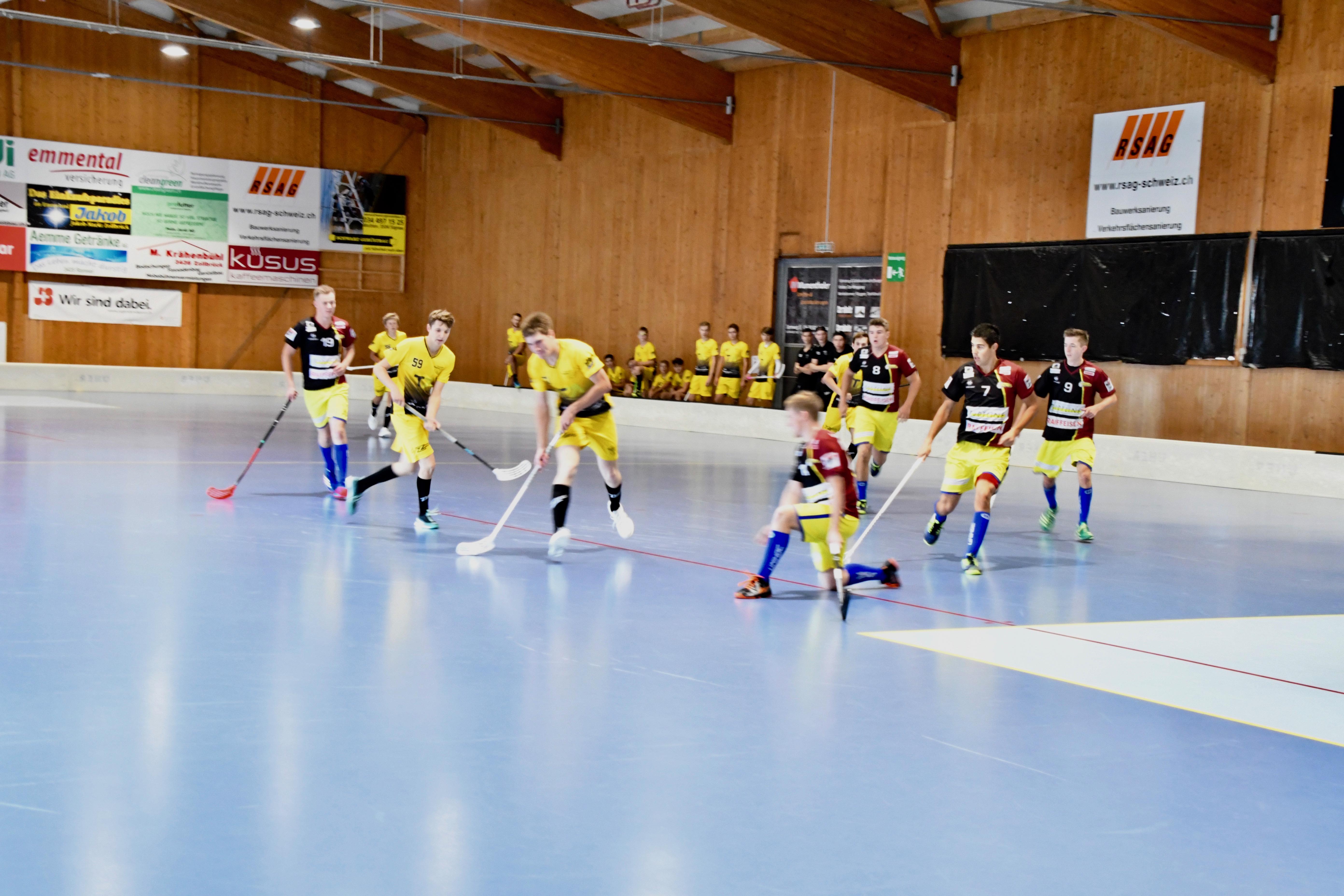 Junioren U21C - UHT Schüpbach Saison 2019/20