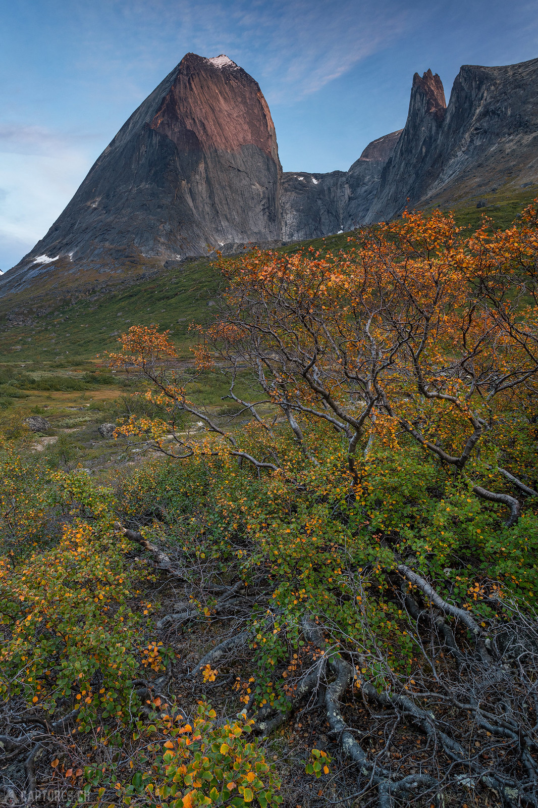 Last light at Ketil - Tasermiut