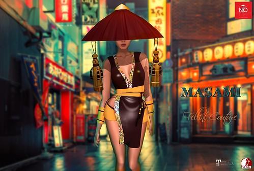 Fellini Couture-Masami