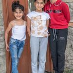 Three Sisters, Lahıc, Azerbaijan