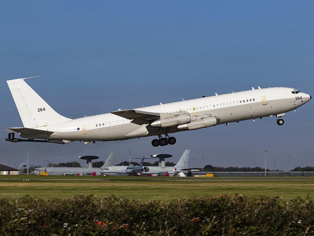 Israeli Air Force   Boeing KC-707-3J6C Re'em   264