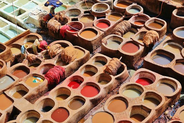 傳統製革場 Traditional Tannery