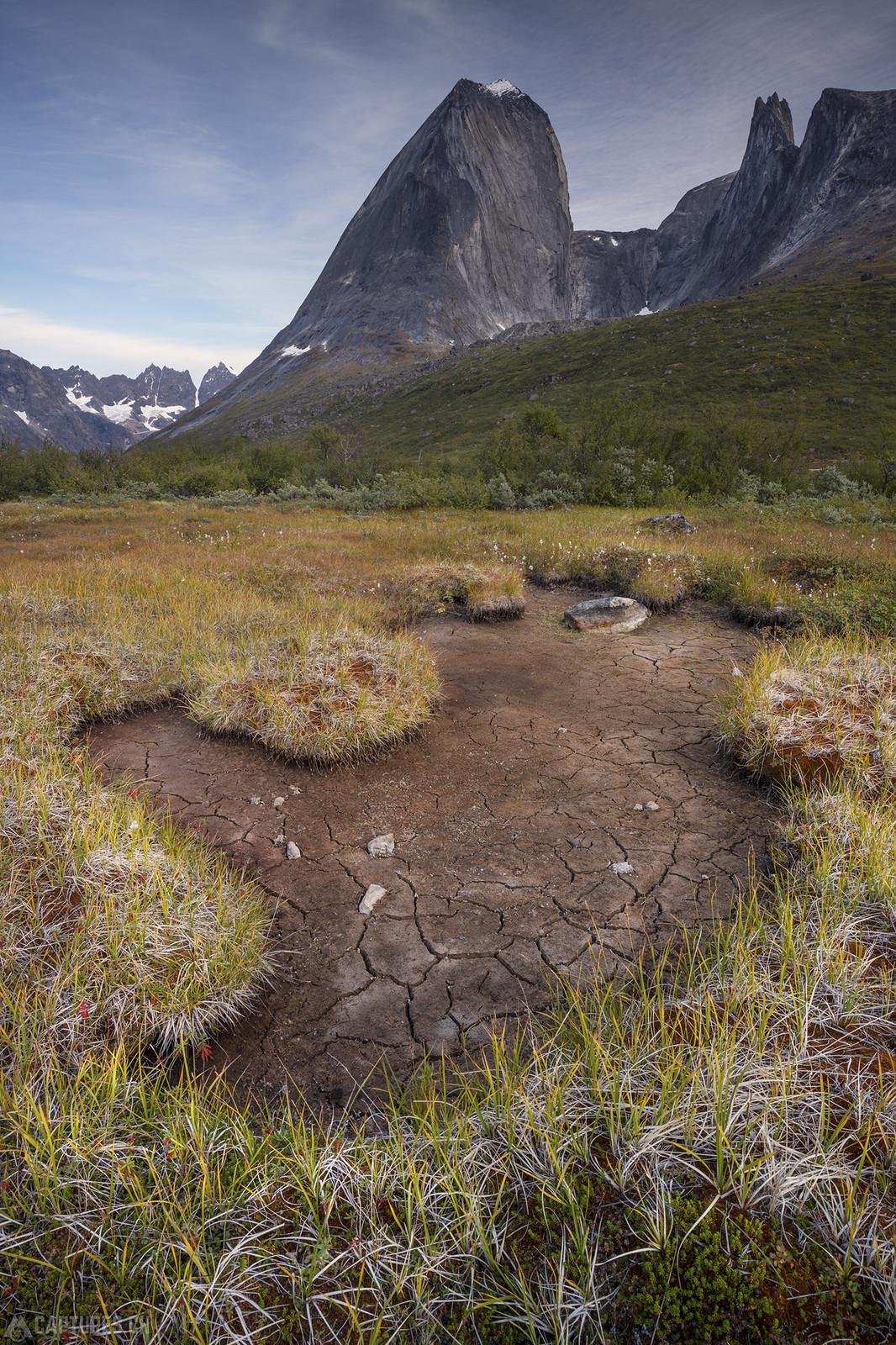 Dry swamp - Tasermiut